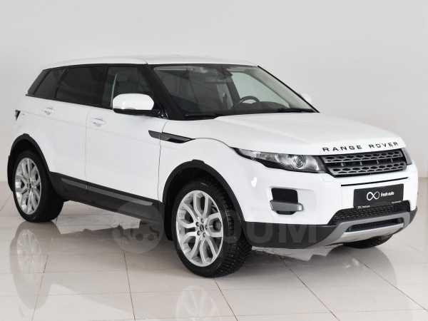 Land Rover Range Rover Evoque, 2011 год, 1 239 000 руб.