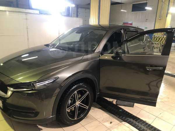 Mazda CX-5, 2017 год, 1 820 000 руб.