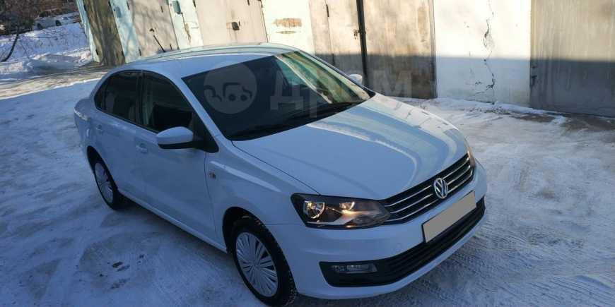Volkswagen Polo, 2015 год, 597 000 руб.