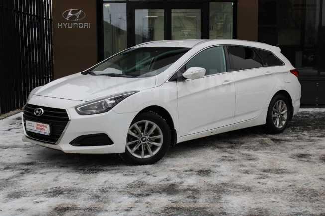 Hyundai i40, 2016 год, 877 000 руб.