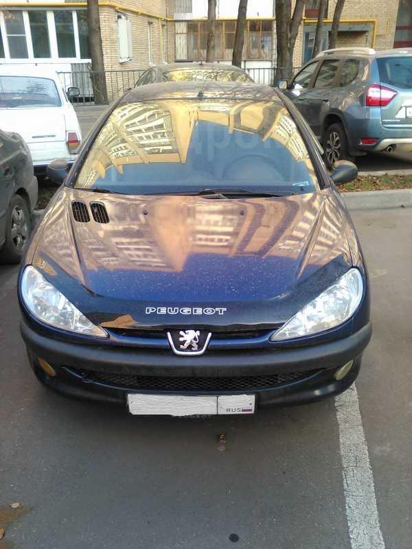 Peugeot 206, 2007 год, 165 000 руб.