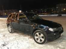 Мурманск BMW X3 2008