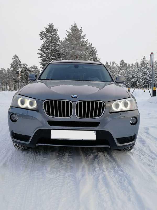 BMW X3, 2014 год, 1 350 000 руб.