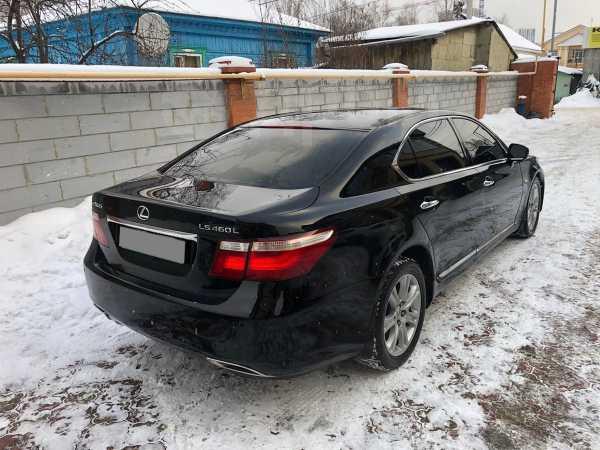 Lexus LS460, 2008 год, 820 000 руб.
