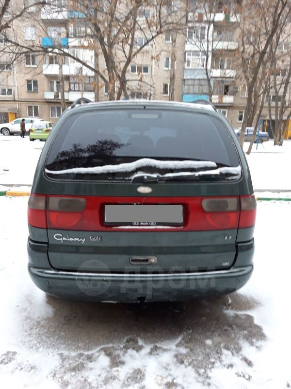 Ford Galaxy, 1998 год, 235 000 руб.