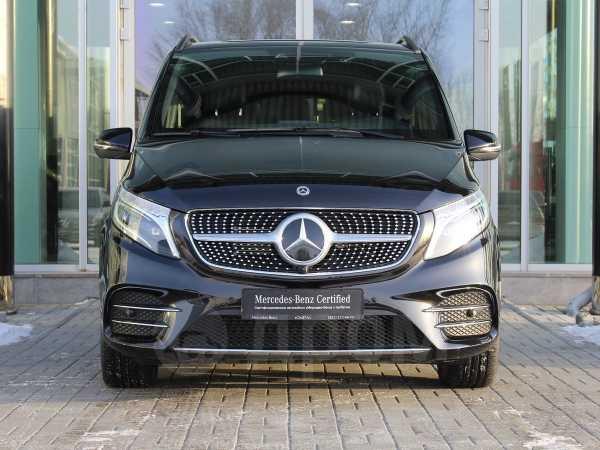 Mercedes-Benz V-Class, 2019 год, 5 143 000 руб.