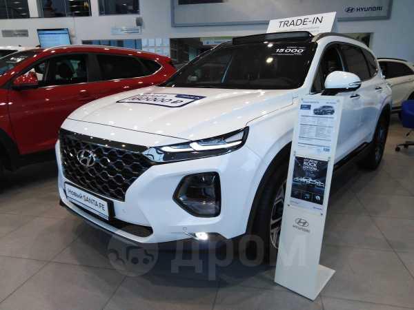 Hyundai Santa Fe, 2019 год, 2 999 999 руб.