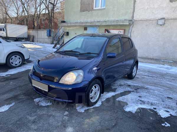 Toyota Vitz, 2001 год, 231 000 руб.