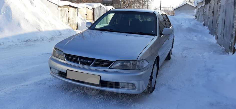 Toyota Carina, 2001 год, 322 000 руб.
