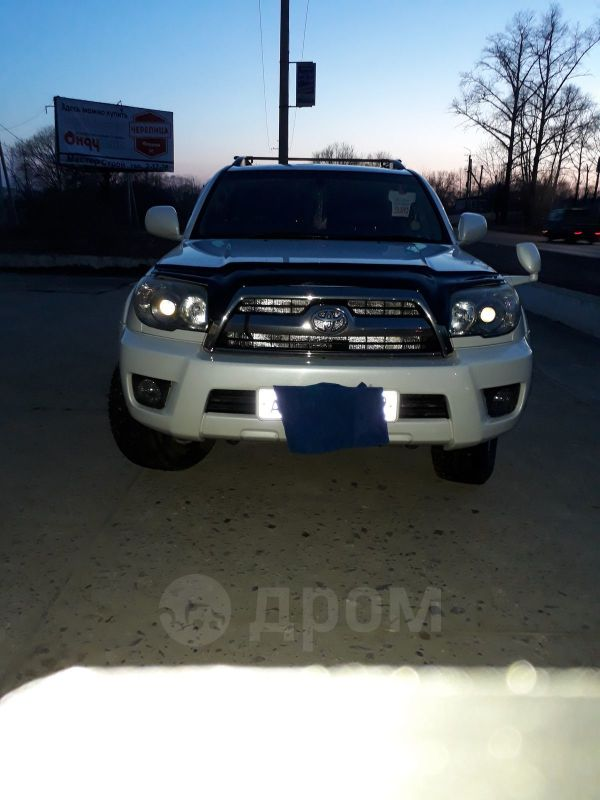 Toyota Hilux Surf, 2008 год, 1 355 000 руб.