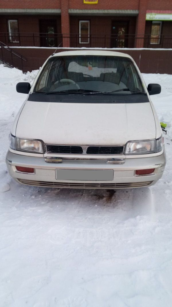 Mitsubishi Chariot, 1993 год, 126 000 руб.