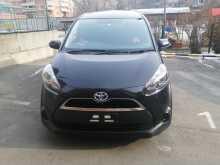 Славянск-На-Кубани Toyota Sienta 2015