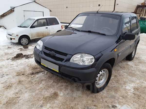 Chevrolet Niva, 2010 год, 222 000 руб.
