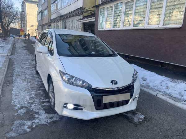 Toyota Wish, 2012 год, 780 000 руб.