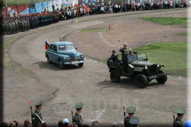 ГАЗ Победа, 1954 год, 309 000 руб.