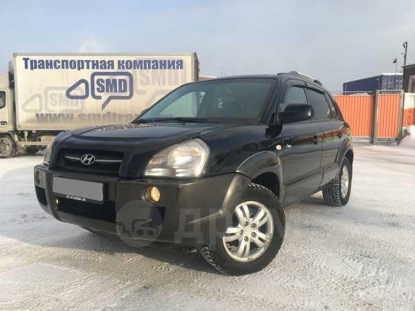 Hyundai Tucson, 2005 год, 517 000 руб.
