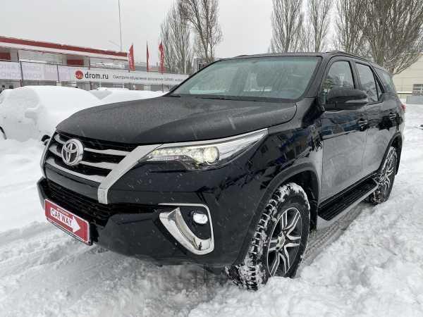 Toyota Fortuner, 2017 год, 2 250 000 руб.
