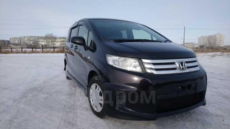 Honda Freed Spike, 2011 год, 607 000 руб.
