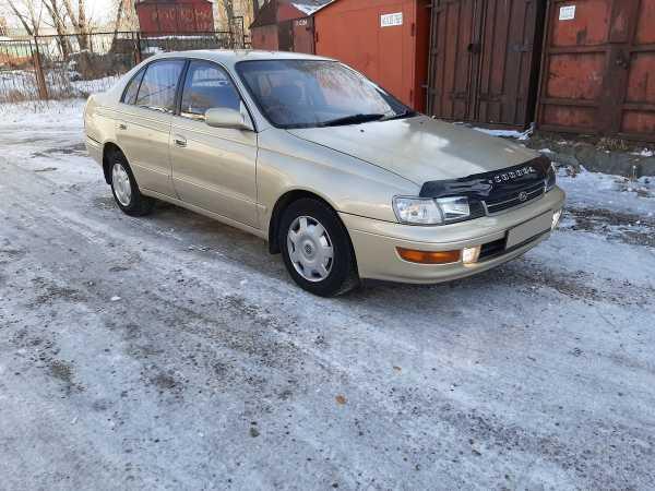 Toyota Corona, 1992 год, 188 000 руб.