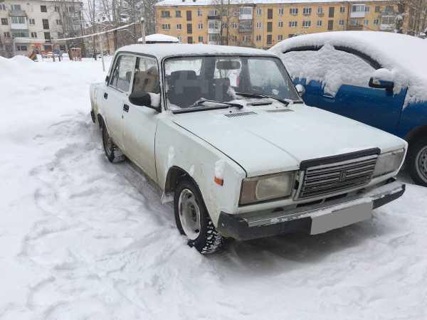 Лада 2107, 2011 год, 42 000 руб.