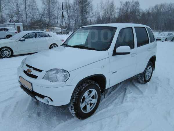 Chevrolet Niva, 2016 год, 469 000 руб.