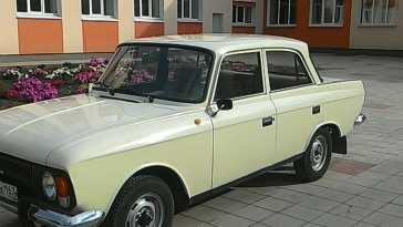 Отрадный 412 1991