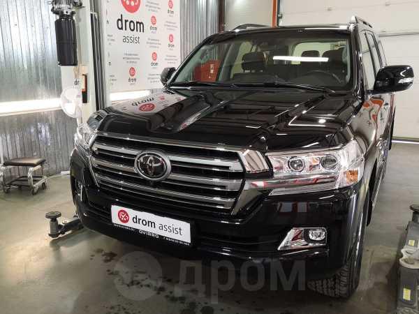 Toyota Land Cruiser, 2019 год, 6 032 000 руб.