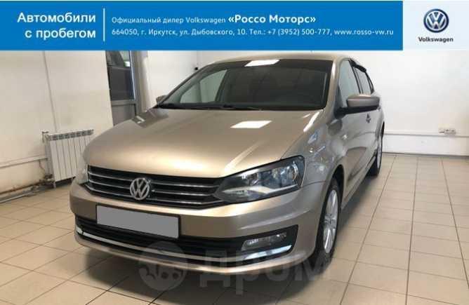 Volkswagen Polo, 2015 год, 522 000 руб.