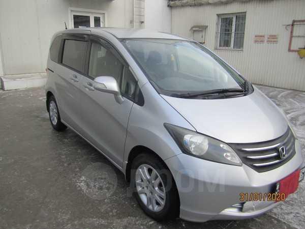 Honda Freed, 2010 год, 580 000 руб.