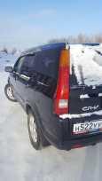 Honda CR-V, 2003 год, 455 000 руб.