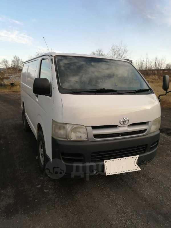 Toyota Hiace, 2005 год, 900 000 руб.