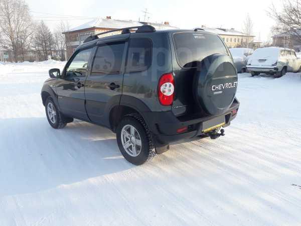 Chevrolet Niva, 2017 год, 555 000 руб.