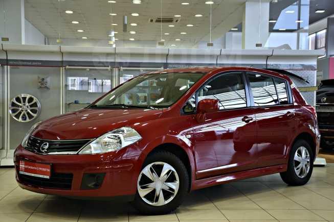 Nissan Tiida, 2013 год, 529 000 руб.