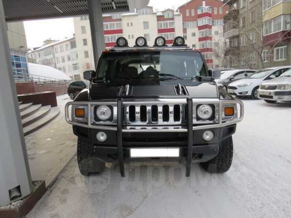Hummer H2, 2003 год, 1 300 000 руб.