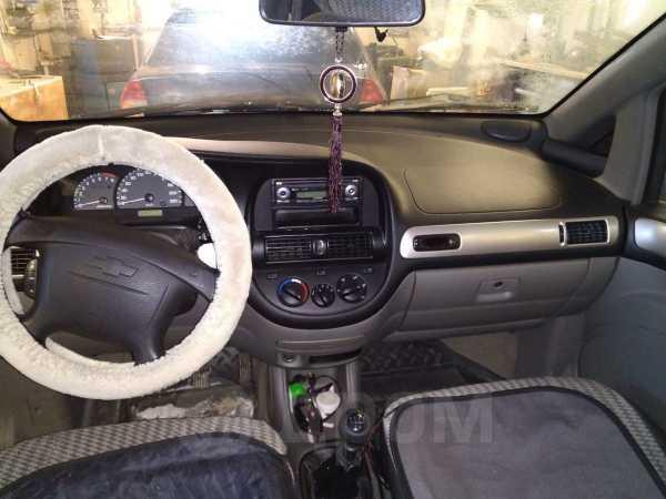 Chevrolet Rezzo, 2008 год, 270 000 руб.