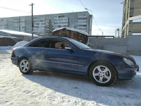 Mercedes-Benz CLK-Class, 2003 год, 479 000 руб.