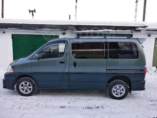 Toyota Granvia, 1996 год, 500 000 руб.