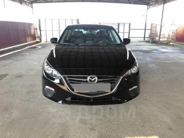 Mazda Mazda3, 2016 год, 920 000 руб.