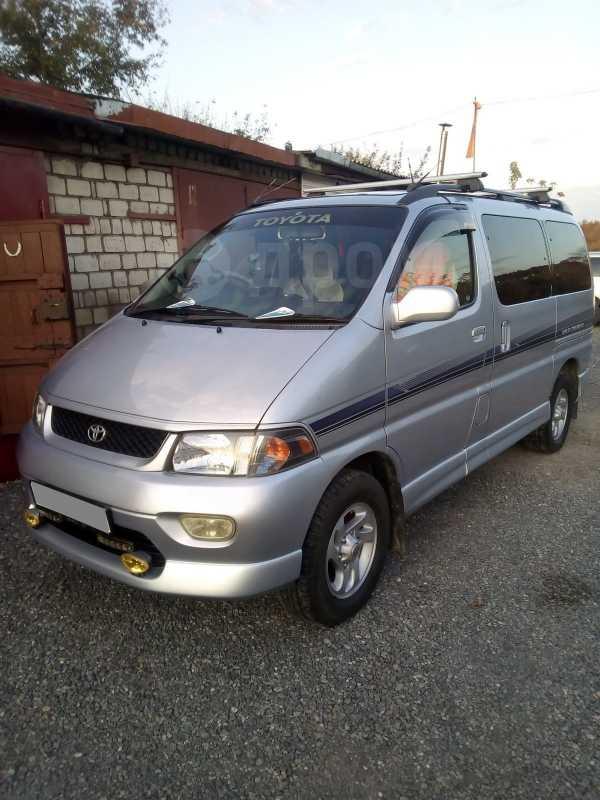 Toyota Hiace Regius, 1998 год, 450 000 руб.