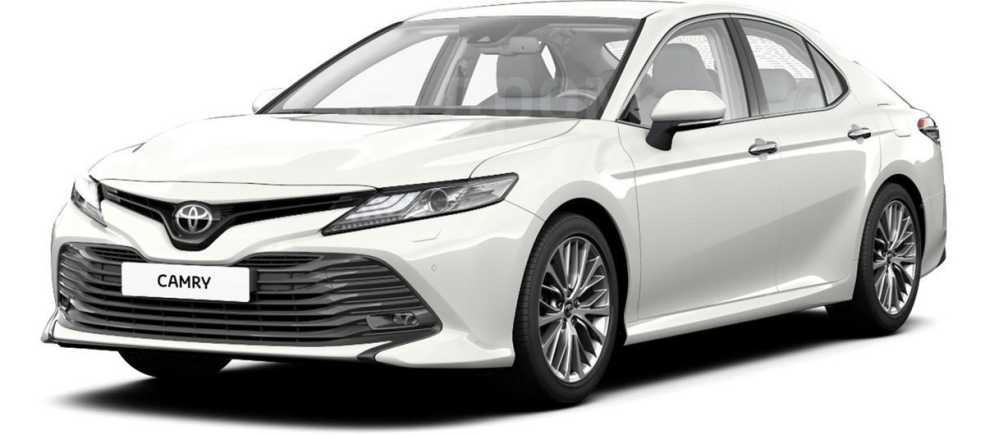 Toyota Camry, 2020 год, 2 109 000 руб.
