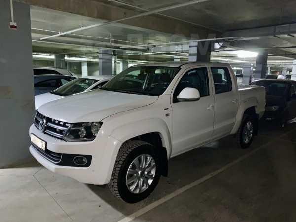Volkswagen Amarok, 2013 год, 1 500 000 руб.