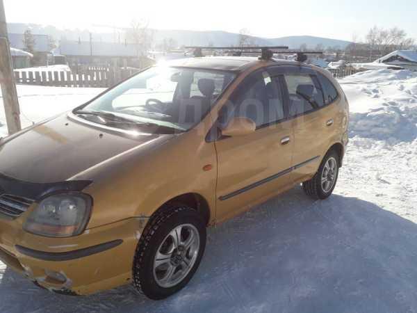 Nissan Tino, 1998 год, 240 000 руб.