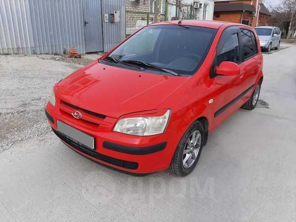 Hyundai Getz, 2003 год, 235 000 руб.
