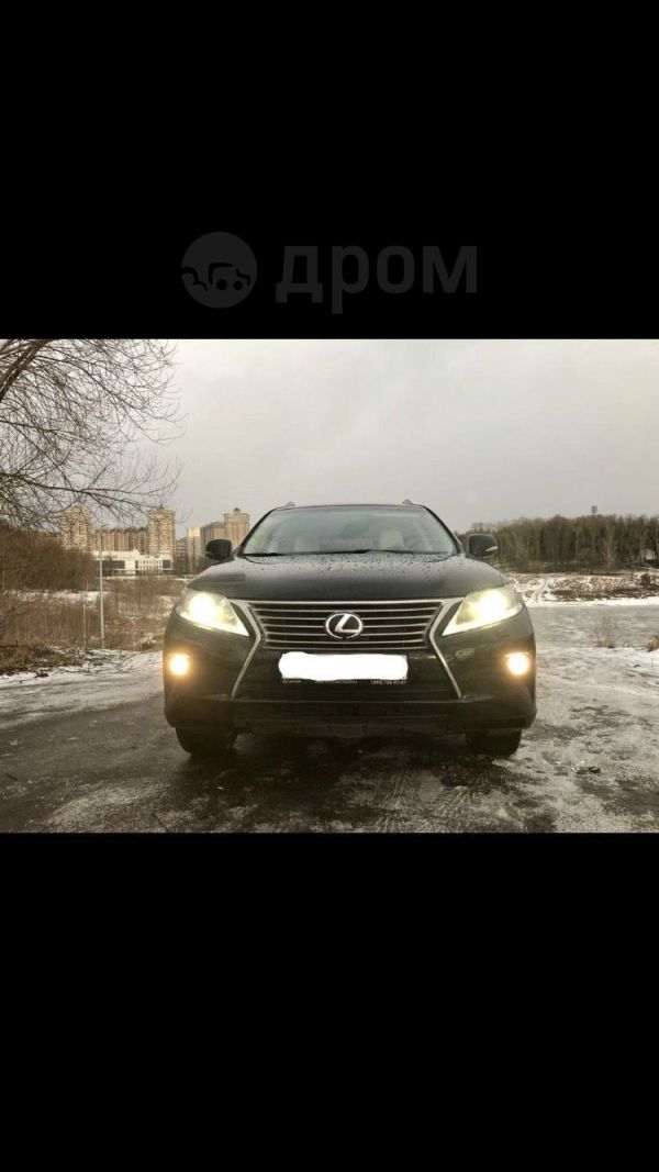 Lexus RX270, 2013 год, 1 450 000 руб.