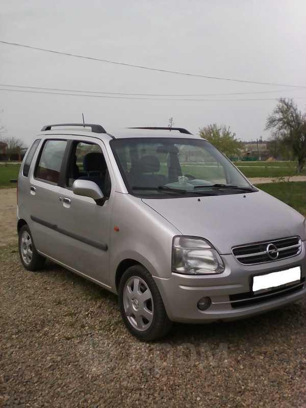 Opel Agila, 2002 год, 145 000 руб.