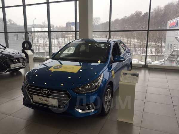 Hyundai Solaris, 2020 год, 860 000 руб.