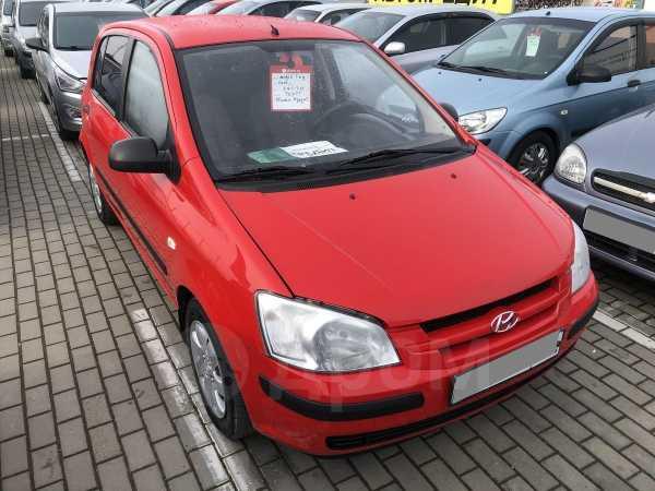 Hyundai Getz, 2004 год, 270 000 руб.