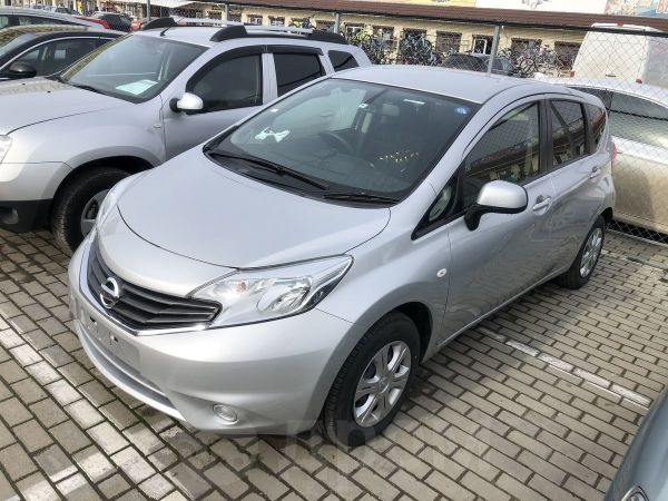 Nissan Note, 2014 год, 575 000 руб.