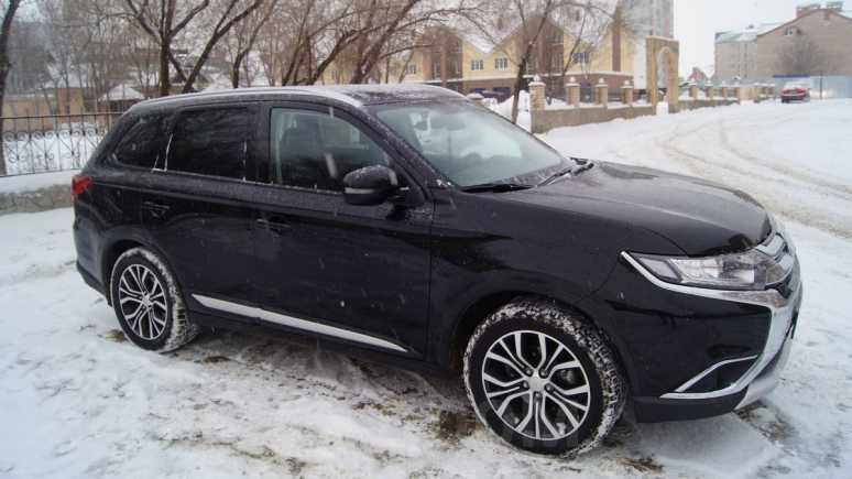 Mitsubishi Outlander, 2018 год, 1 370 000 руб.