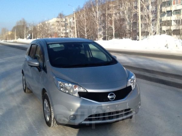 Nissan Note, 2016 год, 599 000 руб.